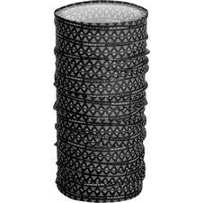 Šatka Mammut Runbold Neck Gaiter - black/graphite