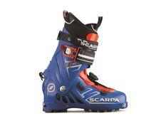 Skialpinistické lyžiarky Scarpa F1 EVO SMU