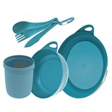 Sea To Summit Delta Camp Set - pacific blue