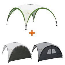 Set Coleman Event Shelter PRO L + 2x Zástena k Event Shelter L