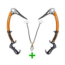Set lezeckých cepínov Cassin X-Dream + pútko Cassin X-Gyro