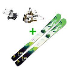 Set Skialp lyže Fischer Alproute 82 + skialp viazanie Dynafit TLT Speed Turn
