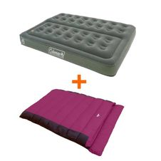 Set Vango Harmony Double + Coleman Comfort Bed Double NP