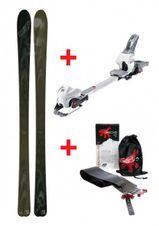 POŽIČOVŇA Set Hagan Chimera 170 cm + Diamir Experience + pásy