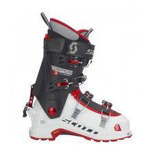 Skialpinistické lyžiarky Scott Cosmos III 17/18 - white/black
