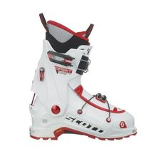 Skialpinistické lyžiarky Scott Orbit 16/17 - white/white