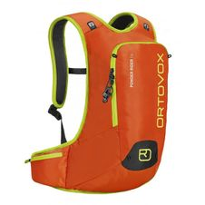 Skialpinistický batoh Ortovox Powder Rider 16 - crazy orange