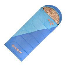 Detský spacák Husky Milen -5°C - modrá
