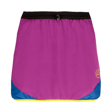 Sukňa La Sportiva Comet Skirt Women - purple/cobalt blue