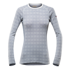 Termoprádlo Devold Alnes Woman Shirt - grey