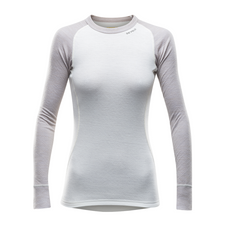 Termoprádlo Devold Duo Active Woman Shirt - offwhite