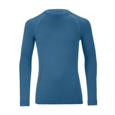 Termoprádlo Ortovox Merino Competition Long Sleeve - blue sea