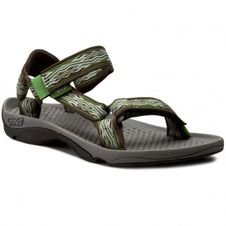Teva Hurricane 3 - Waves Oliv