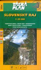 TM 2504 Slovenský Raj 1: 25000