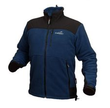 Treksport Ascent Jacket - Blue/Grey