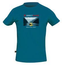 Tričko Directalpine Bosco - petrol