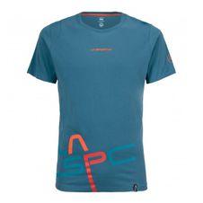Tričko La Sportiva Shortener T-Shirt - lake