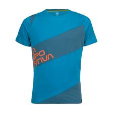 Tričko La Sportiva Slab T-Shirt - tropic blue/lake