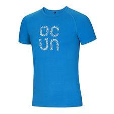Tričko Ocún Bamboo Gear - vivid blue