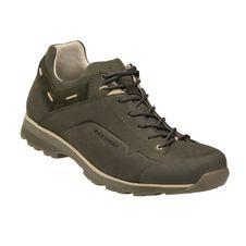 Turistická obuv Garmont Miguasha Low Nubuck GTX - olive green/beige