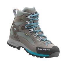 Turistická obuv Garmont Rambler GTX WMN - warm grey/aqua blue