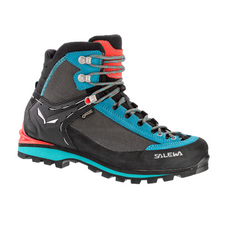 Turistická obuv Salewa WS Crow GTX - black/hot coral