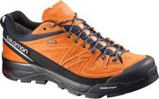 Turistická obuv Salomon X Alp LTR GTX - clementine x/bi/gy