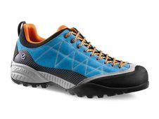 Turistická obuv Scarpa Zen Pro - azure/orange