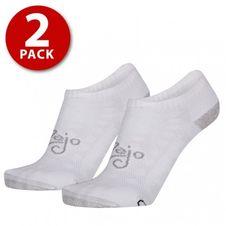 Ponožky Zajo Active Socks Lady Low - biela