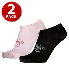 Zajo Active Socks Lady Low - čierna