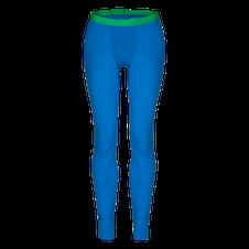 Zajo Bjorn Merino Pants - modrá