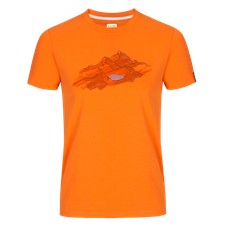 Zajo Bormio T-shirt - oranžová