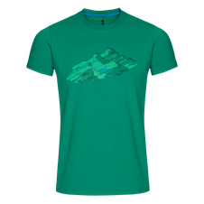 Zajo Bormio T-shirt SS - zelená
