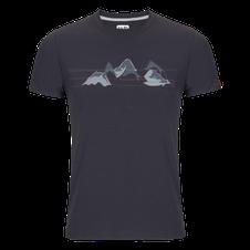 Zajo Bormio T-shirt - zemitá