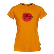 Zajo Corrine Lady T-shirt - žltá