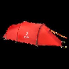 Zajo Lapland 4 Tent - červená