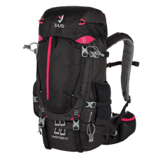Zajo Lhotse 42 Backpack - ružová