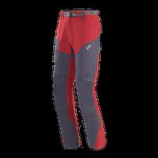 Zajo Magnet Neo Zip Off Pants - červená
