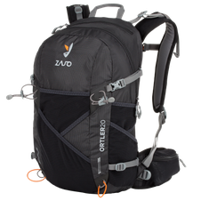 Batoh Zajo Ortler 20 Backpack - čierna