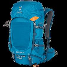 Zajo Ortler 28 Backpack - modrá