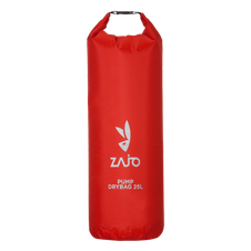 Zajo Pump Drybag 25L - červená