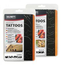 Záplaty McNett Tenacious Tattoos Happy Camper
