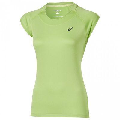 Tričko Asics Capsleeve Top - Green