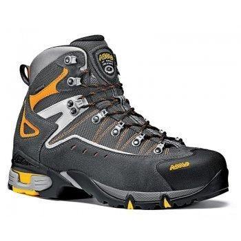 Turistická obuv Asolo Flame GTX - Graphite
