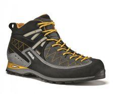 Turistická obuv Asolo Jumla GV MM - graphite/grey