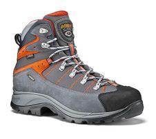Turistická obuv Asolo Revert GV MM - grey/stone