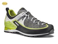 Turistická obuv Asolo Salyan ML - Graphite/Green
