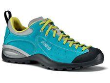 Turistická obuv Asolo Shiver GV ML - blue/peacock