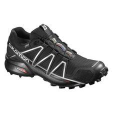Bežecká obuv Salomon Speedcross 4 GTX - black/black/silver