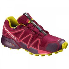 Bežecká obuv Salomon Speedcross 4 GTX W - beet/red/potent